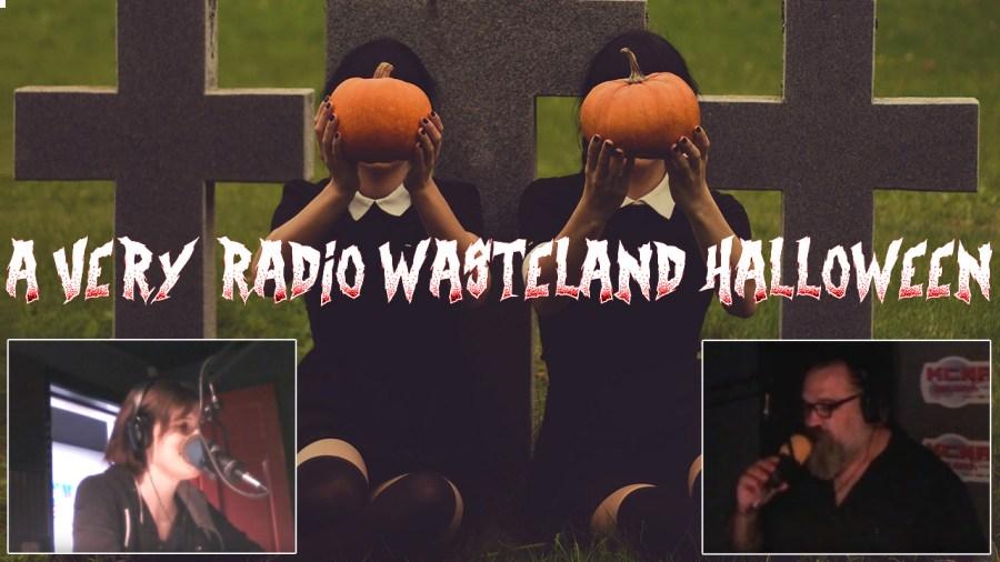 A Very Radio Wasteland Halloween