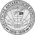 The Emblem of the Nazi German Antarctic Expedition
