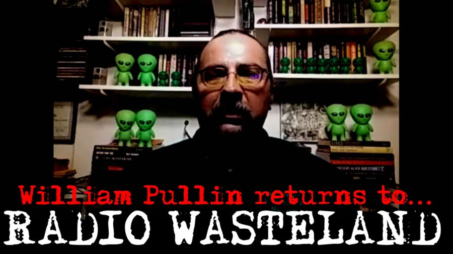 UFOlogy, Bob Lazar, Social Media and More with William Pullin