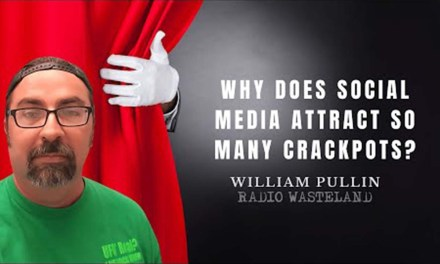 Why Does Social Media Attract So Many Crackpots?