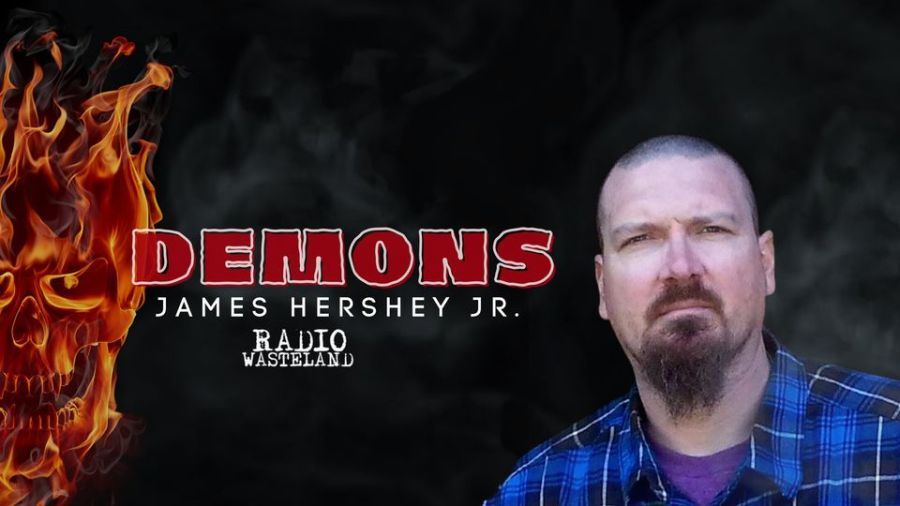 Demons: Interview with Horror Author James Hershey Jr