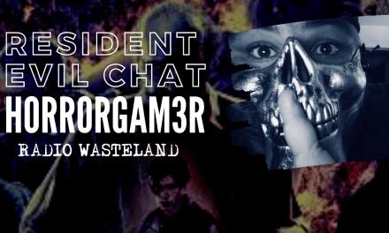 Resident Evil Chat with Horror Gamer
