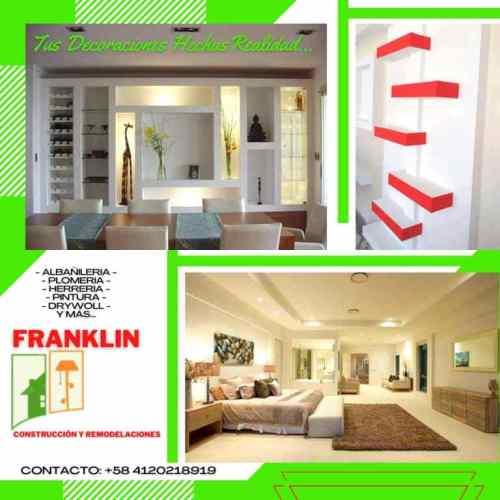 DECORACIONES FRANKLIN
