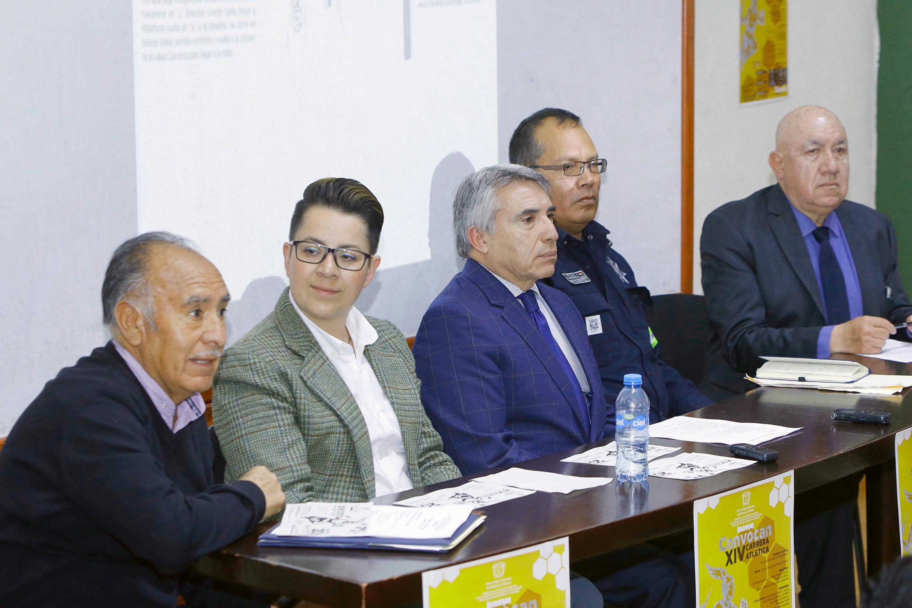 PREPARA UAEMÉX SU CARRERA ATLÉTICA POR EL DÍA DEL MÉDICO