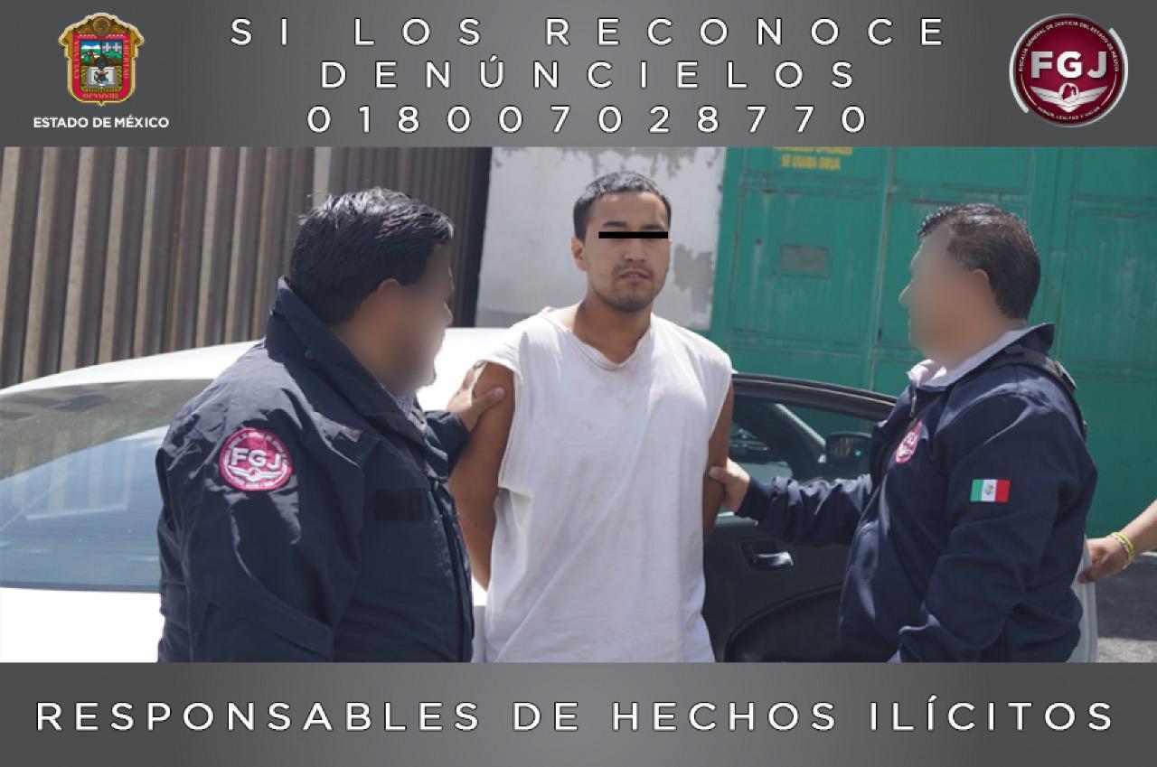 EN VERACRUZ, DETIENE FGJEM TERCER PROBABLE IMPLICADO EN HOMICIDIO DE UNA EXTRANJERA