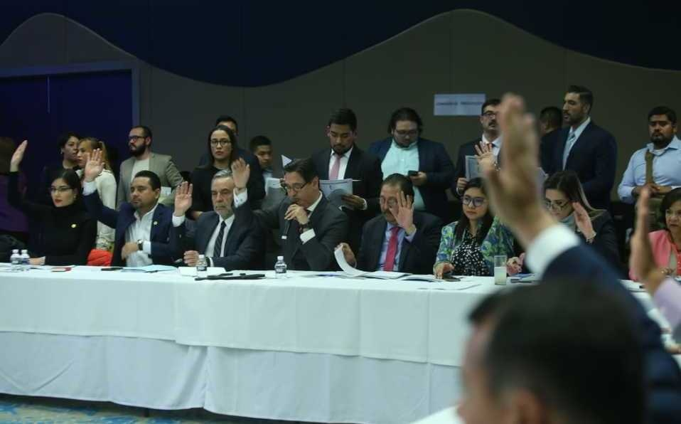 DIPUTADOS APRUEBAN EN COMISIONES DICTAMEN DEL PRESUPUESTO 2020