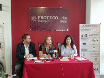 PROFECO VA CONTRA ABUSO Y ENGAÑOS EN EL BUEN FIN EN EL VALLE DE TOLUCA