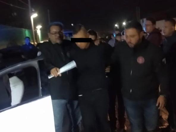 """CONFIRMA FGJEM DETENCIÓN DE """"EL MONSTRUO DE TOLUCA"""" EN LA CDMX"""
