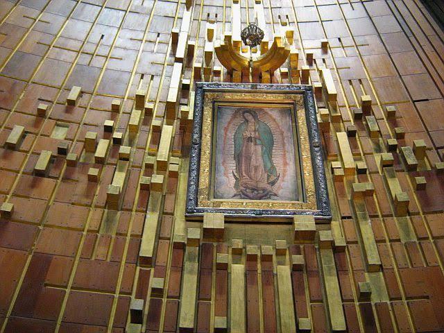 MEXIQUENSES MANTIENEN SU GUSTO POR EL NOMBRE DE GUADALUPE