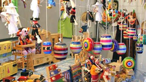 REALIZAN EN EDOMEX PRIMER FESTIVAL CULTURAL DEL JUGUETE TRADICIONAL MEXICANO