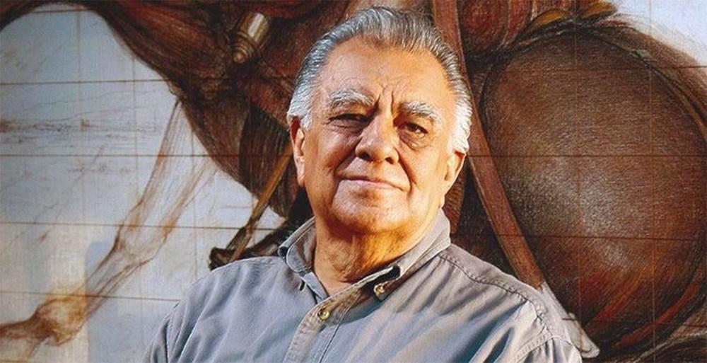 FALLECE EL PINTOR PAISAJISTA JORGE CÁZARES