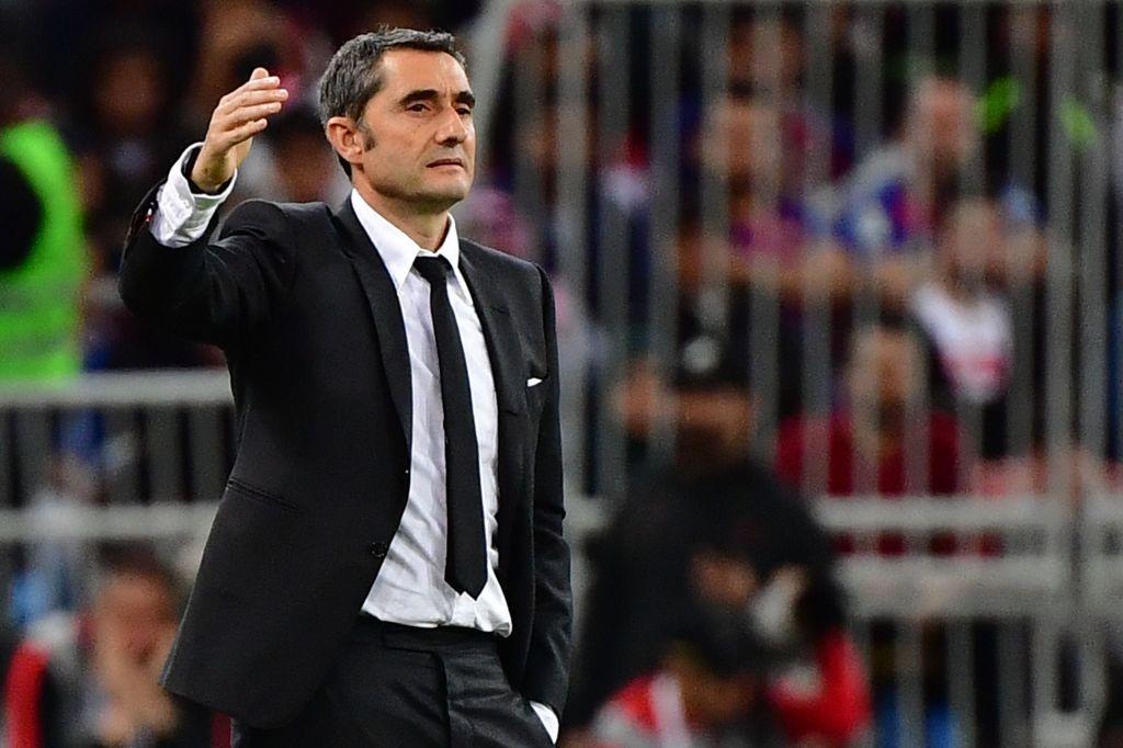 ERNESTO VALVERDE DEJA DE SER TÉCNICO DEL FC BARCELONA
