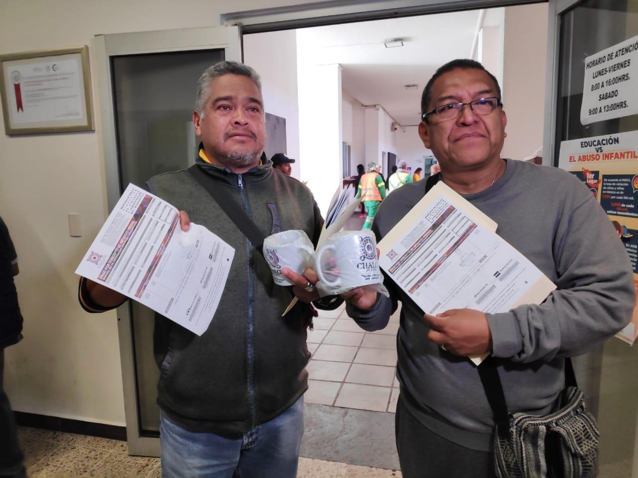 HABITANTES DE CHALCO YA PUEDEN PAGAR SU PREDIAL EN EL PORTAL DEL GEM