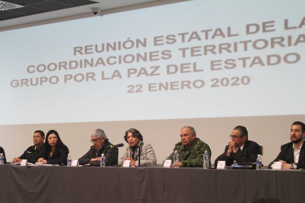 REFUERZA EDOMÉX COORDINACIÓN REGIONAL POR LA SEGURIDAD