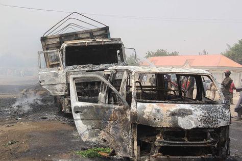 ATAQUE EN NIGERIA DEJA 30 MUERTOS Y DECENAS DE SECUESTRADOS