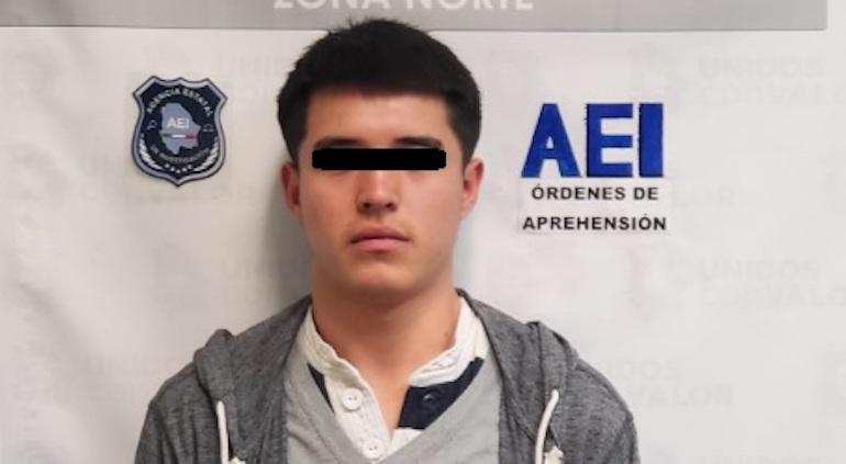 ARRESTAN A PRESUNTO HOMICIDA DEL MEDALLISTA OLÍMPICO MARTÍN LOERA