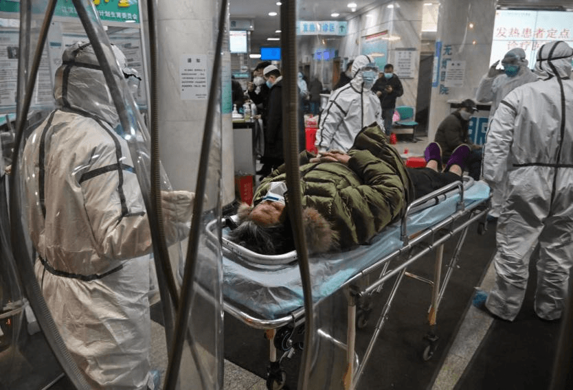 CHINA SUPERA MIL MUERTES POR CORONAVIRUS