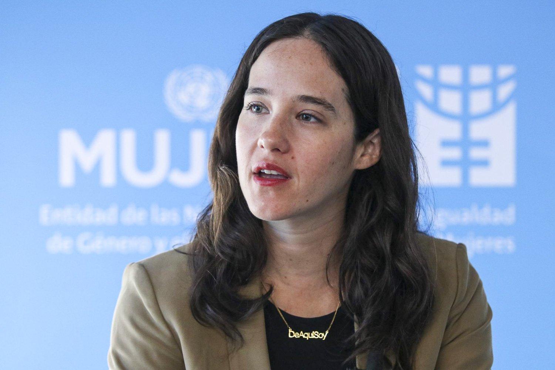 XIMENA SARIÑANA ES NOMBRADA EMBAJADORA DE BUENA VOLUNTAD DE LA ONU