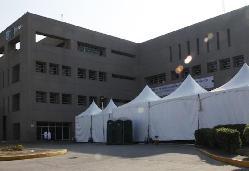INER Y HOSPITALES DE LA CDMX ESTÁN SATURADOS, ASEGURA SHEINBAUM