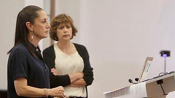 LLAMA SHEINBAUM A QUE FUNCIONARIOS DONEN SU SALARIO PARA ENFRENTAR EL COVID19