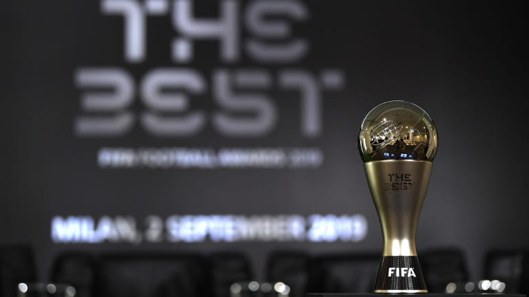 "SUSPENDE FIFA PREMIOS ""THE BEST"" POR COVID-19"