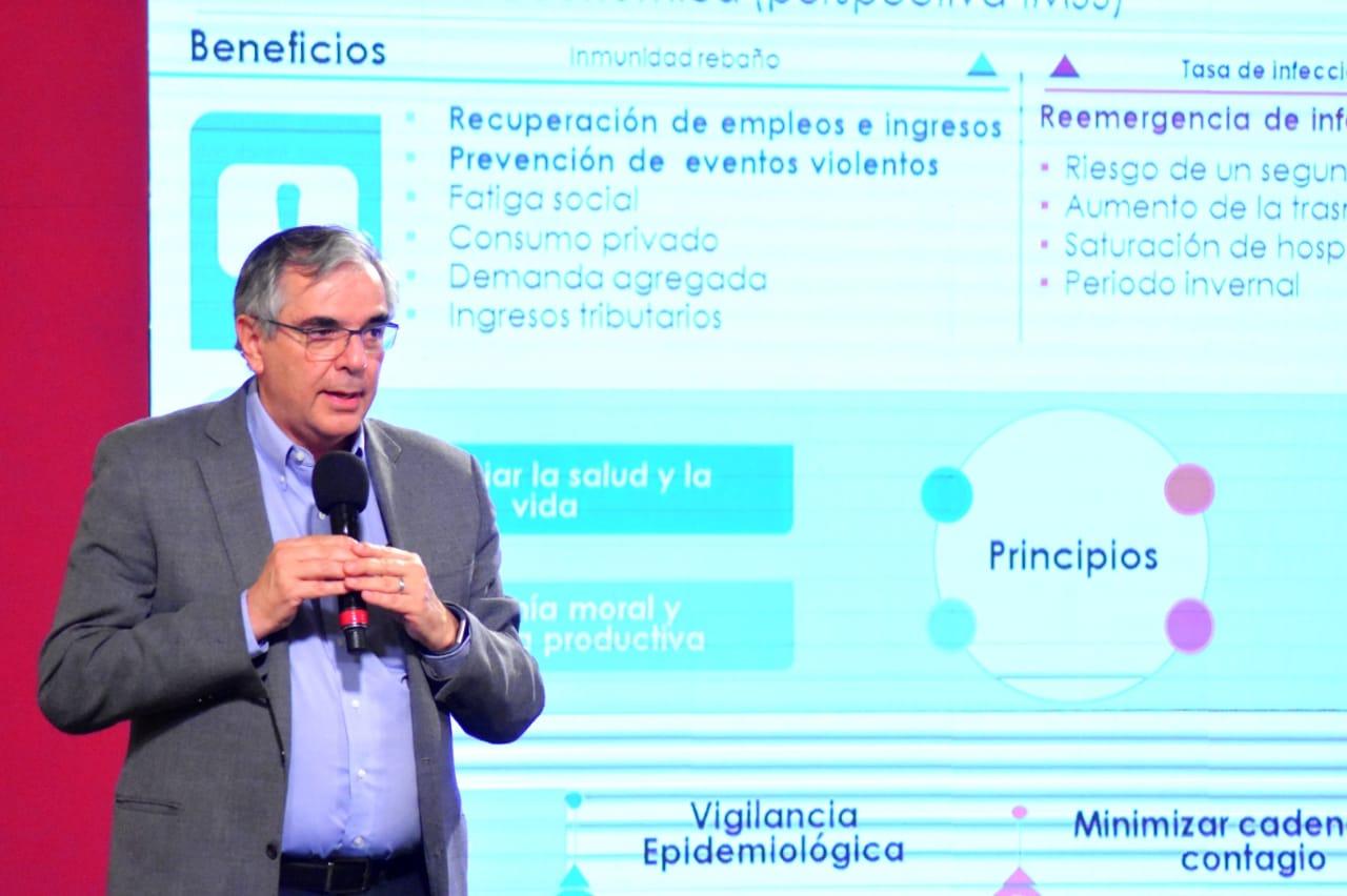 DAN A CONOCER LOS PROTOCOLOS PARA REACTIVAR EMPRESAS TRAS COVID-19