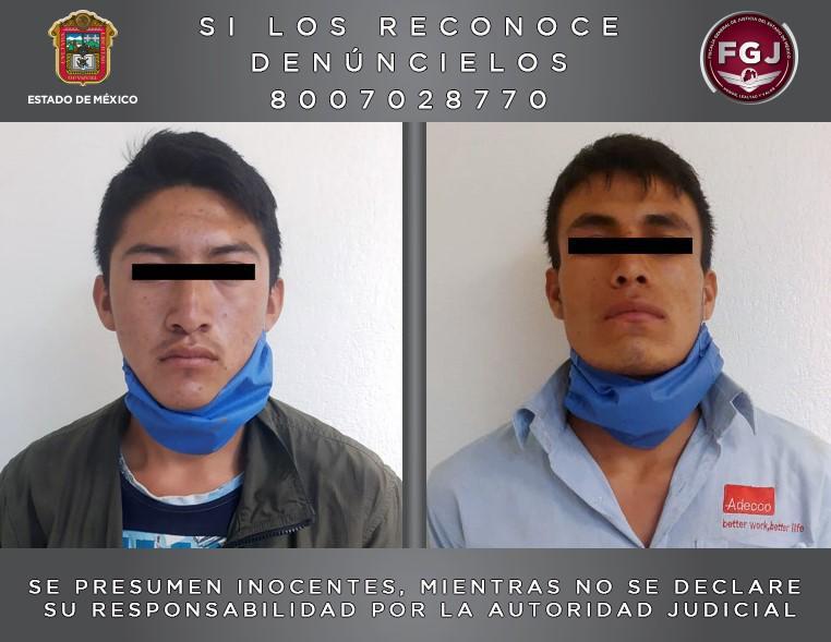 VINCULAN A PROCESO A SUJETOS INVESTIGADOS POR UN TRIPLE HOMICIDIO EN ALMOLOYA DE JUÁREZ