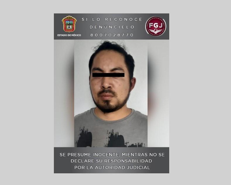 CAE SUJETO POR EL PRESUNTO HOMICIDIO DE SIETE PERSONAS EN UN BAR DE TULTITLÁN