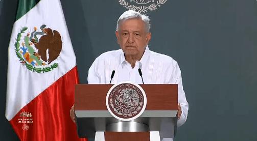 LAMENTA AMLO MUERTE DE LEGISLADORA DE COLIMA