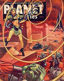 Planet stories cliche cover