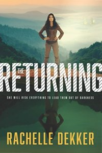 This book is #2 of the Seer series, by Dekker's daughter. I found it to be well written, seriously entertaining, but a spiritual fantasy stripped of truth: The Returning by Rachelle Dekker