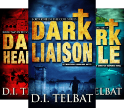 The 5-book COIL series by D.I. Telbat