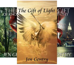The Gifts series by Jen Gentry