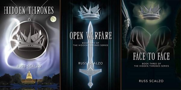 Russ Scalzo's Hidden Thrones Series