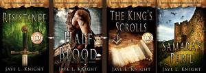 The Illyon Chronicles by Jaye L. Knight