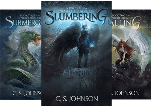 Epic Christian urban fantasy, The Starlight Chronicles series by C.S. Johnson