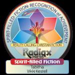 Tabitha, spirit-filled romance award