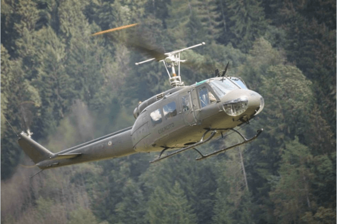 Esercito Italiano Breitling 817 Helicopter