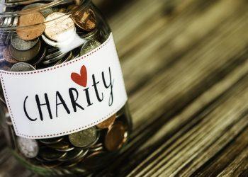 Charity Savings Jar