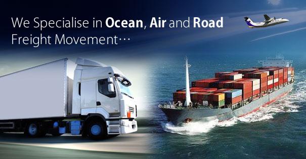 Radius Logistics – International Logistics and Freight