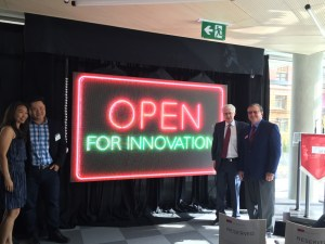 Charles Change Innovation Centre Opening