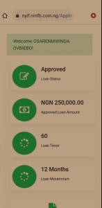 NYIF Begins Loan Disbursement