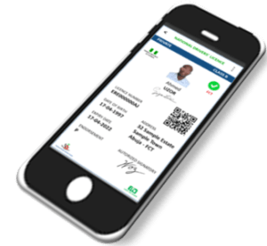 Nigeria Digital Driver's Licence
