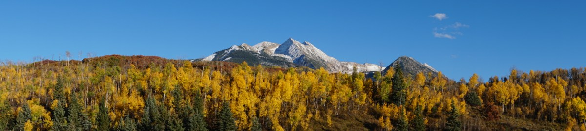 Colorado at it's best … in all colors