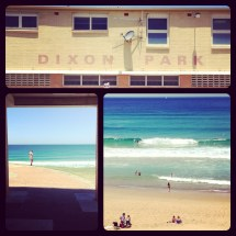 Merewether Beach, Newcastle.
