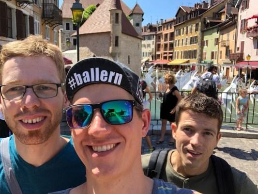 L'Etape du Tour, Annecy