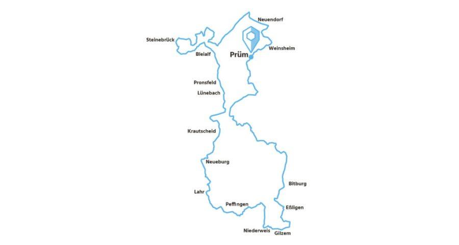 Route Eifel 205km