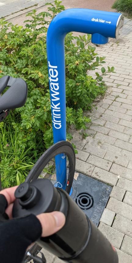 Trinkwasserbrunnen Groningen