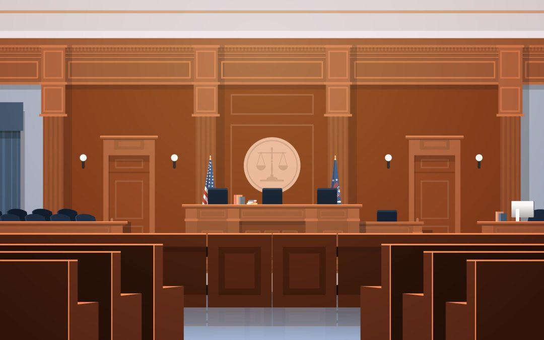 Judge's Bench – April 2021