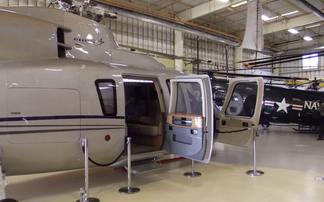2021 Road Rally – Helicopter Museum